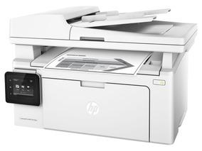 Impressora Wifi Hp Laserjet Pro M132fw, Laser, Monocromática