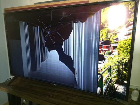 Tv LG 49 Uk6310pse Para Retirar Peças