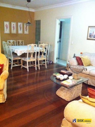 Apartamento Com 3 Dormitórios À Venda, 112 M² Por R$ 850.000,00 - Centro - São Bernardo Do Campo/sp - Ap0636