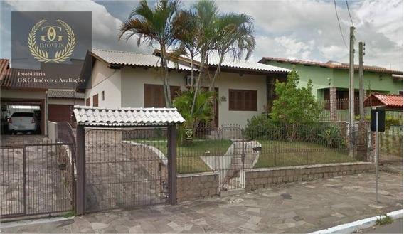Casa Com 3 Dormitórios À Venda, 180 M² Por R$ 450.000,00 - Santa Isabel - Viamão/rs - Ca0640
