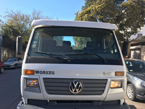 Volkswagen 9.150 Worker Chasis Largo 2006