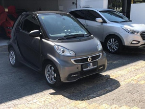 Smart Fortwo 1.0 Coupe Turbo Gasolina 2p Automatico