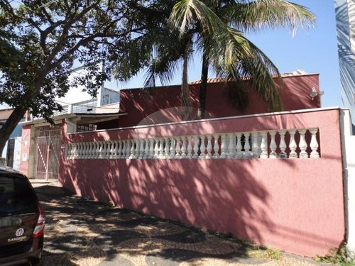 Casa À Venda Em Vila Industrial - Ca213084