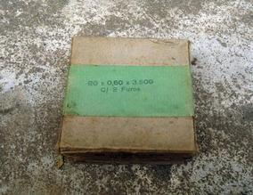 Corda Para Gramofone / Grafonola 20x0,60x3500 2 Furos