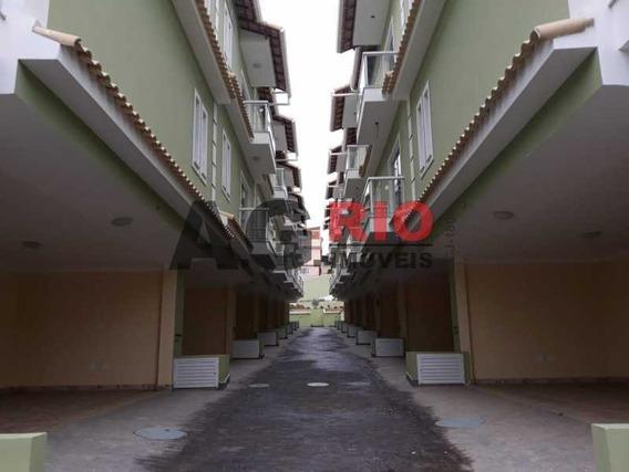 Casa Em Condomínio-à Venda-praça Seca-rio De Janeiro - Vvcn10005