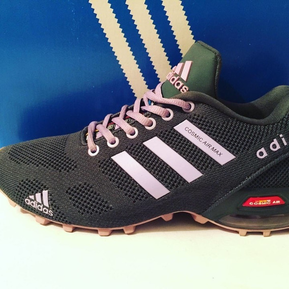 Zapatillas adidas Fashion Air Max Importado+ Garantía+envío
