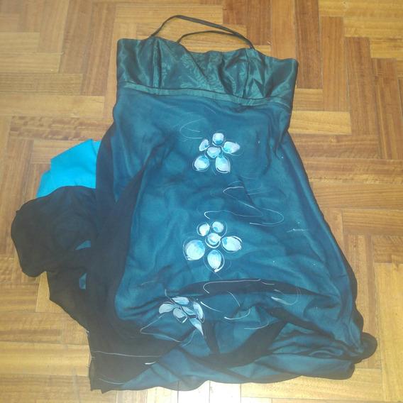 Vestido De Gasa - Regalado - Preguntame!!!