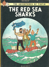 The Adventures Os Tintin - The Red Sea Sharks