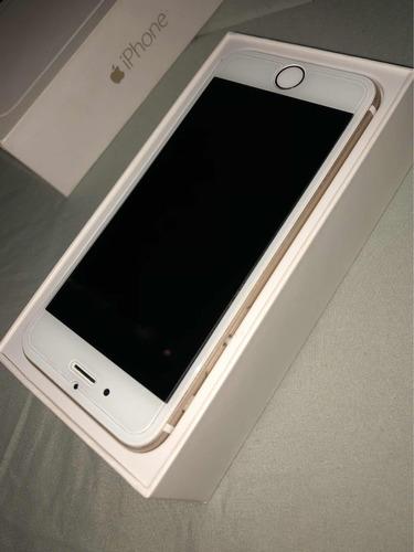 Imagen 1 de 4 de iPhone 6 Gold 128gb