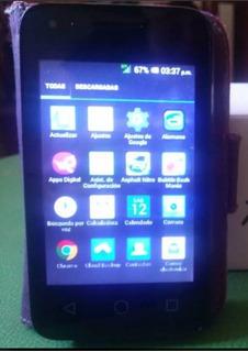 Celular Digitel Android Alcatel Pixi 3 En Perfecto Estado