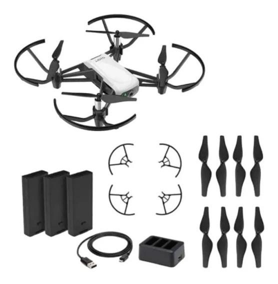 Drone Dji Tello Boost Combo Homologado Anatel Garantia Dji