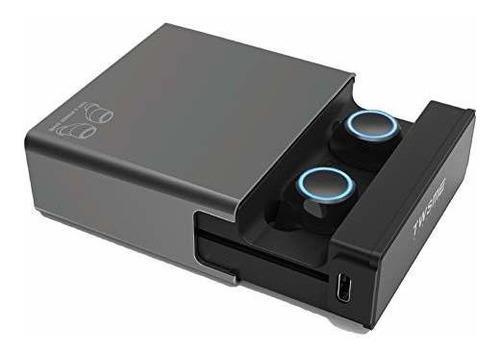 Imagen 1 de 7 de Auriculares Inalambricos Tws Bluetooth 5.0 Con Estuche De Ca