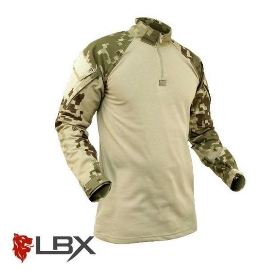 Combat Shirt Remera Tactica Lbx Assualter Project Honor Lreg