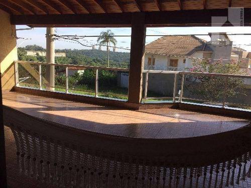 Casa Residencial À Venda, Jardim Marabambaia Ii (jardim Santa Gertrudes), Jundiaí - Ca0089. - Ca0089