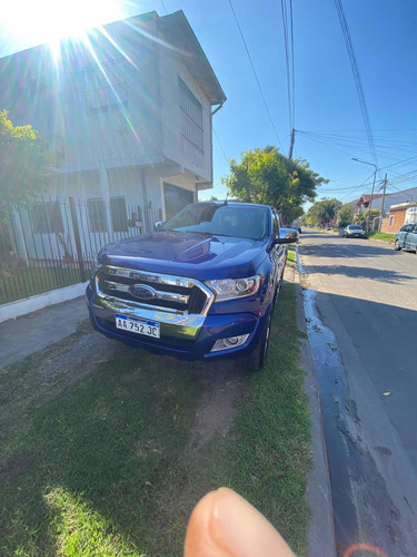Ford Ranger 3.2 Cd 4x2 Xlt At Tdci 200cv 2016