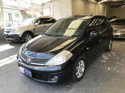 Nissan Tiida 1.8 Sl Aut 16v Gasolina