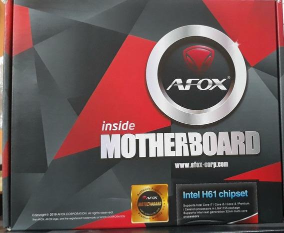 Kit Upgrade I5 3450; 8gb Ram; Placa Mãe Afox