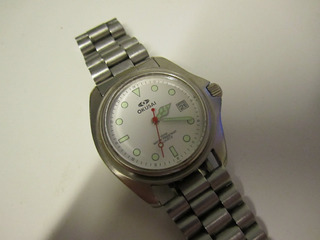 Reloj Okusai Water Resistant 100mts Con Detalle
