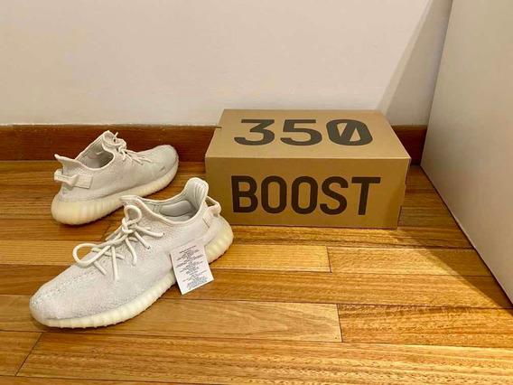 adidas Yeezy Boost 350 V2 Cream White Us10.5