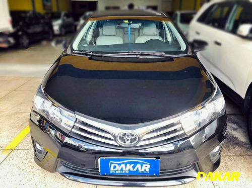 Imagem 1 de 5 de Toyota Corolla 2.0 Xei 16v Flex 4p Automático