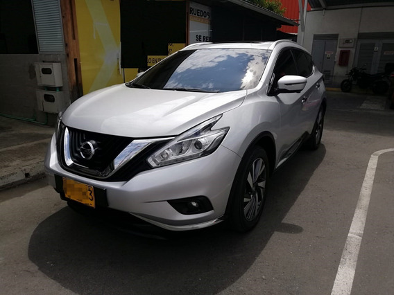Nissan Murano Exclusive Full 2018