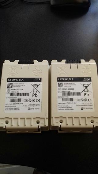 2 Baterias Para Lifepak 12