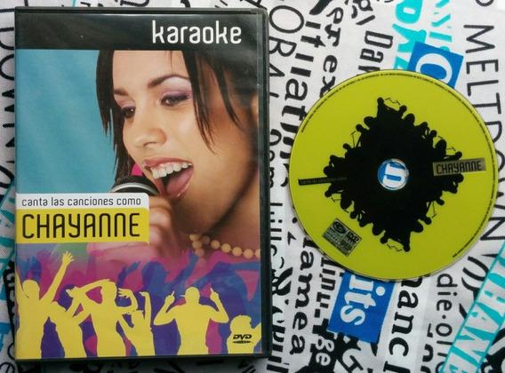 Chayanne - Karaoke Dvd Nuevo