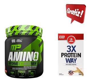 Amino 1 Muscle Pharm Importado Bcaa Alpha Xtend Decanate