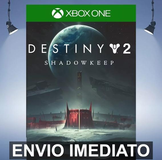Destiny 2 Fortaleza Das Sombras Xbox One Digital
