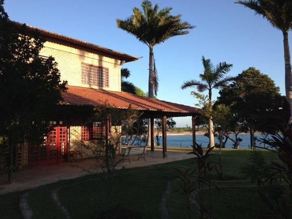 Fazenda Com 5 Dormitórios À Venda, 220000 M² Por R$ 4.000.000,00 - Lagoa Do Bonfim - Nísia Floresta/rn - Fa0008