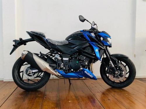 Suzuki Gsx S 750a  21/22 0km Preta E Azul Pré Encomendas!!!!