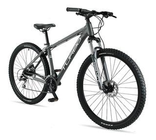 Bicicleta Mtb Turbo Tx 9.3 Aluminio Shimano R-29 Gris Nueva