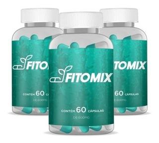 Novo Emagrecedor+potente Do Que Kifina 7 Unidades Fitomix