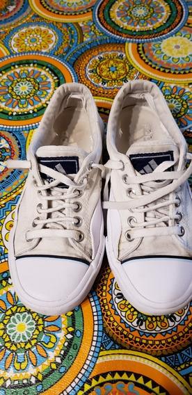 Zapatillas 35 adidas Lona