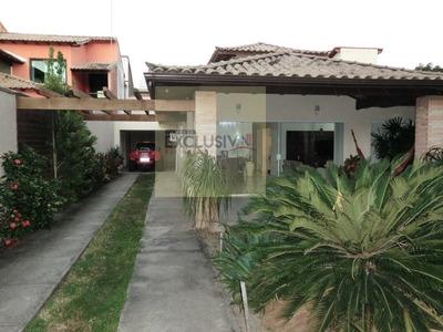 Casa A Venda No Bairro Jardim Excelcior Em Cabo Frio - Rj. - B-ca 5926-1