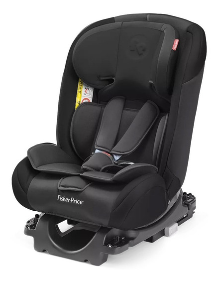Cadeirinha Carro Fisher Price All Stages Isofix De 0 A 36kg