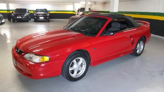 Ford Mustang Conversível V8 - Vw Gm Camaro Corvette Mercedes