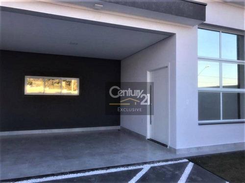 Imagem 1 de 23 de Casa À Venda, 160 M² Por R$ 830.000,00 - Condomínio Jardim Mantova - Indaiatuba/sp - Ca0956