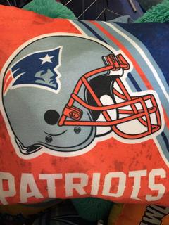 Nfl Cojines Futbol Americano Raiders Steelers Pats Cowboys