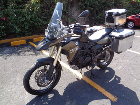 Bmw F800 Adventure Equipadisima 2014 (impecable)