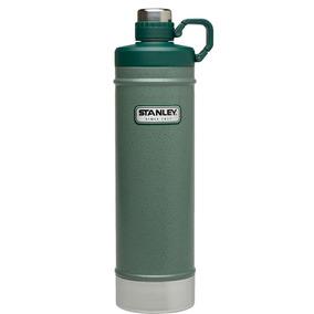 Garrafa Térmica Stanley Classic Hidration 750ml 8025 Verde