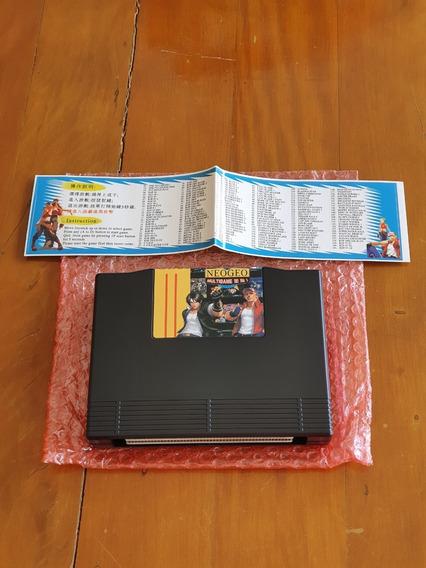 161x1 161 Em 1 Para Neogeo Aes Cartucho De Jogo Para Console Neo Geo Aes Snk Novo Testado