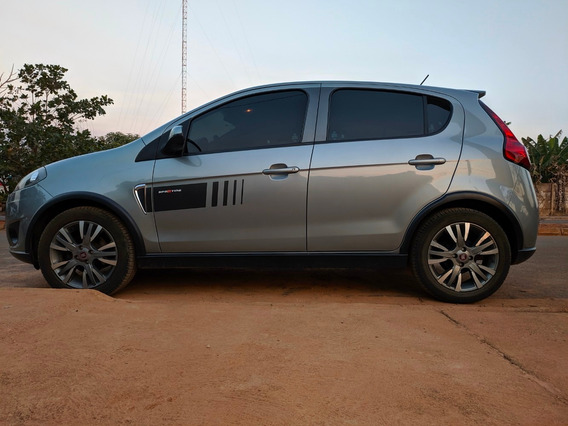 Fiat Palio Sporting 1.6 16v 2013 - Manual