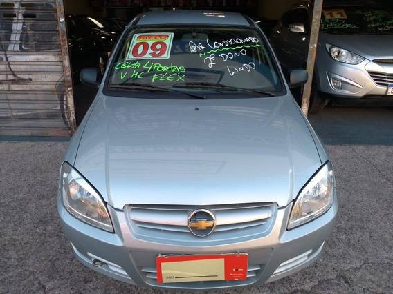 Chevrolet Celta 4p Flex Vhc Ar Condicionado Som 2° Dono