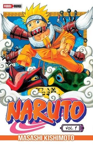 Naruto 01 - Masashi Kishimoto