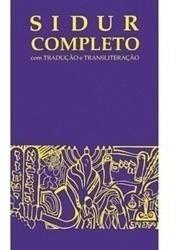Sidur Completo Livro De Orações Judaicas - Original