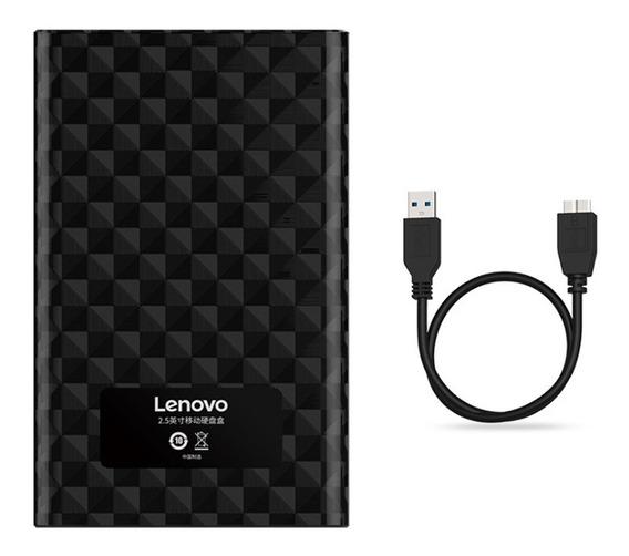 Lenovo S-02 Hdd Gabinete Usb 3.0 Hdd Caixa De Disco Rígido