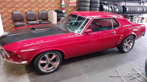 Mustang - Hard Top 1969 V8- 347-stroker