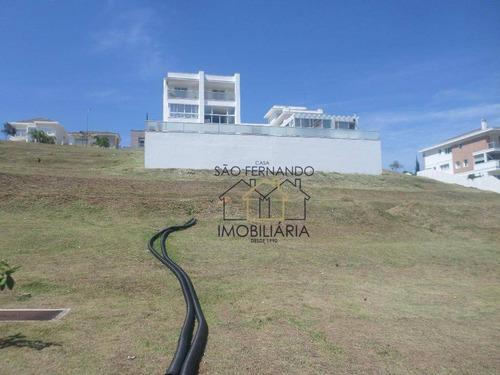 Imagem 1 de 2 de Terreno Residencial À Venda, Gênesis 2, Santana De Parnaíba - Te0855. - Te0855