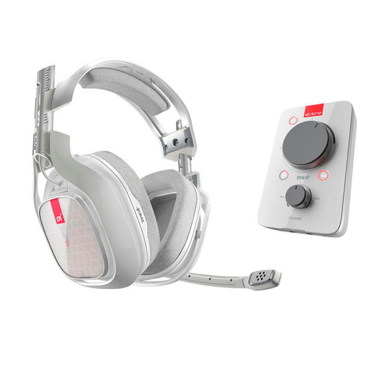 Audífono Astro A40tr Headset + Mixam Pro Tr Xb1 Blanco